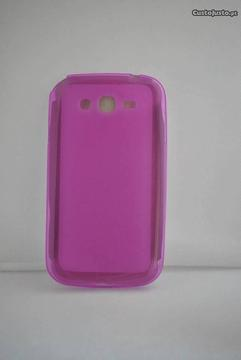 Samsung Galaxy Grand Neo/Grand Duos - capa silicon