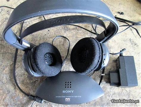 Auscultadores sem fio Sony (wireless)