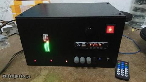 Amplificador de som HIFI