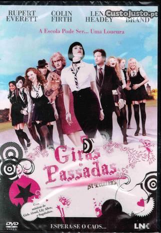 Filme em DVD: Giras e Passadas - NOVO! Selado!