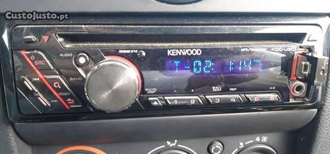 Auto Rádio Kenwood!