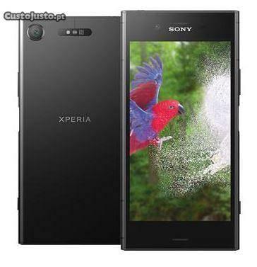 Sony Xperia XZ1, novo, selado, fatura - Troco