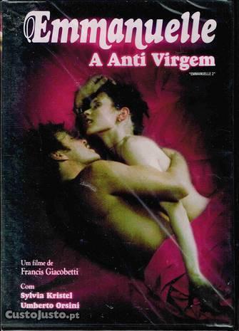 Filme em DVD: Emmanuelle A Anti Virgem - NOVO!