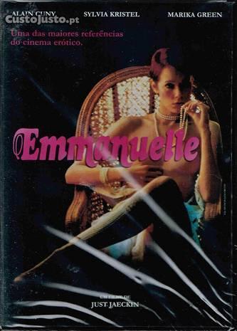 Filme em DVD: Emmanuelle - NOVO! Selado!