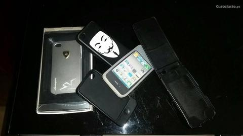 5 capas para iPhone 4
