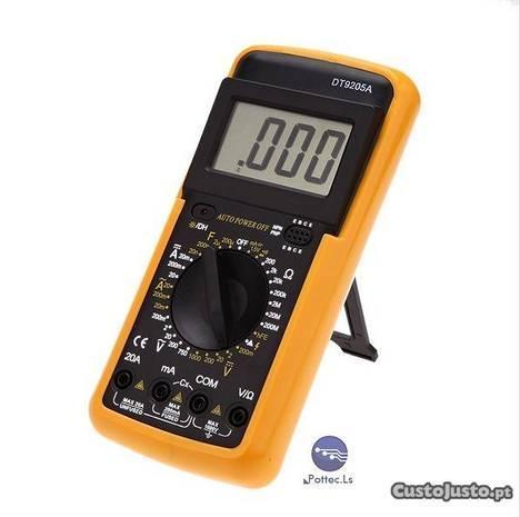 Multimetro DT9205A