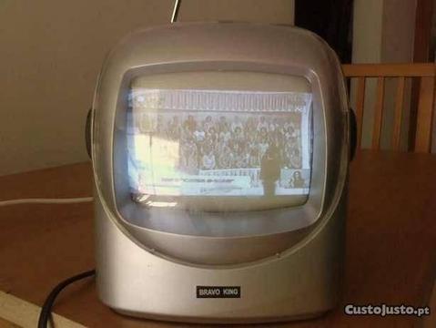 mini tv portal com radio para ligar em casa i no