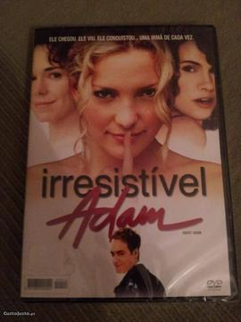 DVD Irresistível Adam - Novo