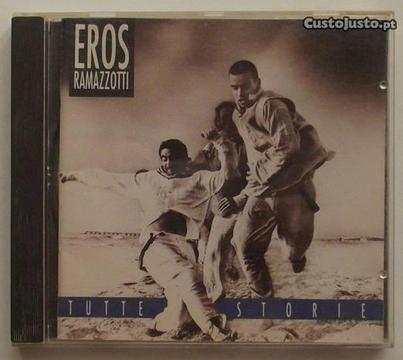 CD Eros Ramazotti: Tutte Storie