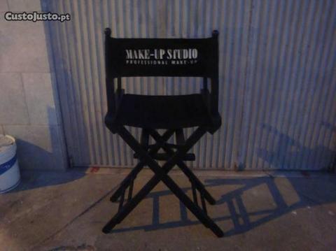 cadeira de realizador, fotografo