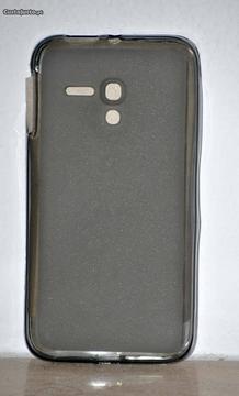 Alcatel Pop D5 - capa silicone