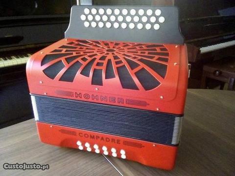 Concertina Hohner - Últimas em stock
