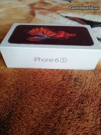 IPhone 6S Desbloqueado Selado
