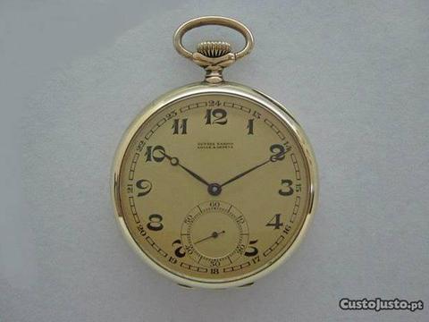 79ce3cdb55f Relógio de bolso Ulysse Nardin (1910)