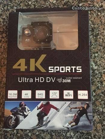 Camara WIFI 4K Ultra HD