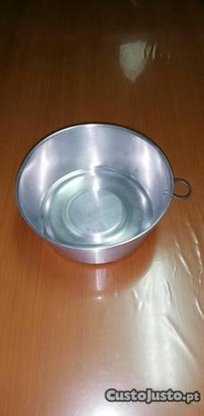 Forma para bolos, de alumínio, 22, usada