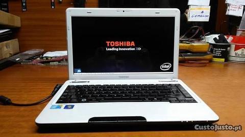 Com Garantia Portátil Toshiba Intel Core i5