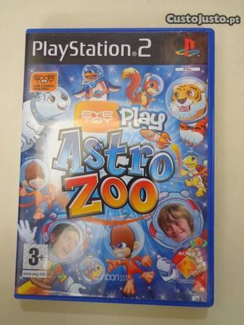 Jogo Playstation 2 - Astro Zoo