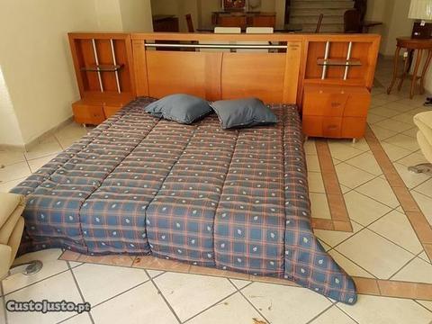 Conjunto de quarto de alta qualidade
