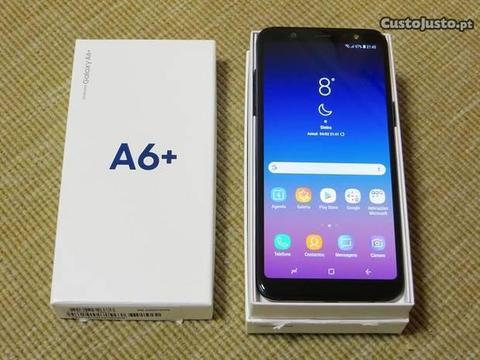 Samsung A6+ 2018 32GB/3GB, fatura - Troco