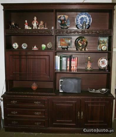 Móveis antigos: Sala, cozinha e quarto