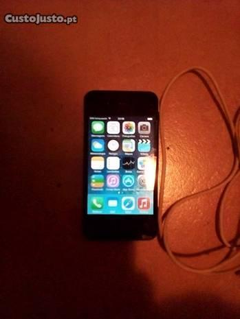 Iphone 4 a trabalhar