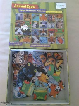Puzzle animais