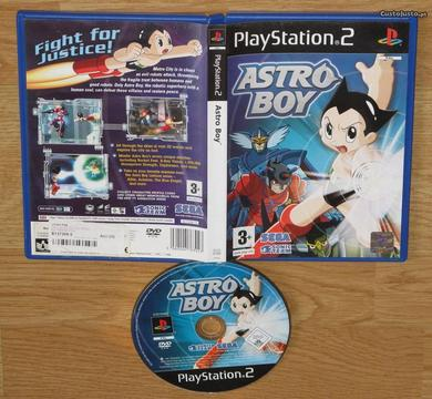 Playstation 2: Astro Boy
